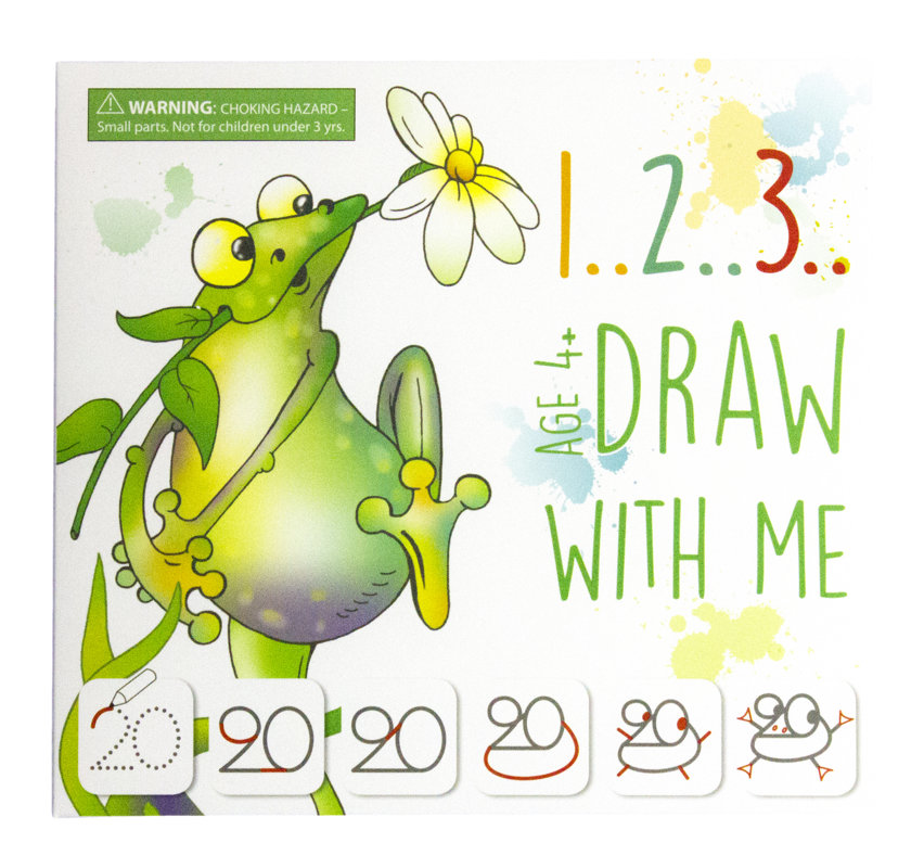 123 Draw With Me